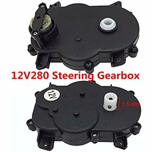 Steering Gearbox RideOn Toys /& Accessories With Motor,RS280 12V Box For Kids On