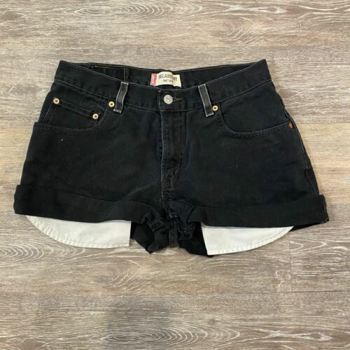 Levi's Black Shorts Size 32