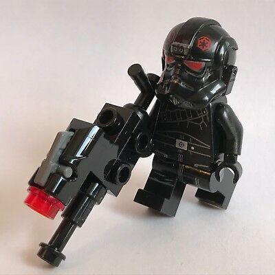 Lego Star Wars Inferno Squad Agent Trooper from set 75226 Brand NEW gun
