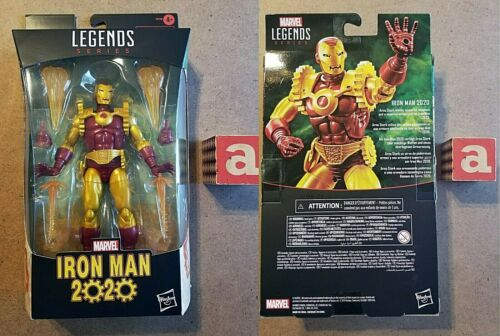 Marvel Legends IRON MAN 2020 - New /& In Hand Walgreens Exclusive Ship ASAP!