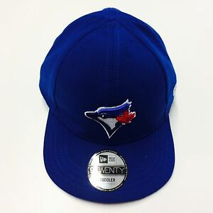 online store 6dfaa caa59 Image is loading Toronto-Blue-Jays-New-Era-Toddler-Cap-My-