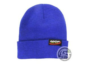 Innova HEATHER Knit Beanie Winter Disc Golf Hat - PICK YOUR COLOR  3aaf850f27ef
