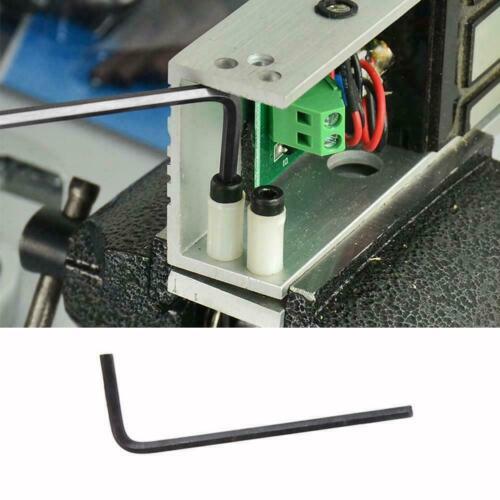 Hex Wrench Metric Short Arm Allen Keys Hexagon 0.9mm-10mm Key All Sizes 2020