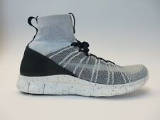 Men's Nike Free Mercurial Pure Platinum Running Shoes Size 13 (805554 001) CR7