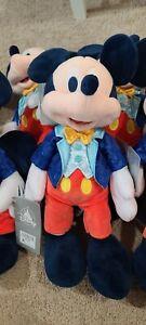2020-Disney-Parks-Exclusive-Disneyland-65th-Anniversary-Magic-Mickey-Mouse-Plush