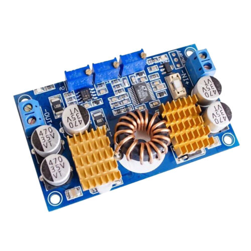LTC3780 DC Buck Boost Konverter Modul Supply 12V Spannung Regler Eingang