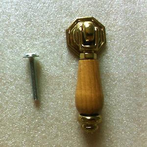 Möbelknopf Natur Möbelknöpfe Yakbone Knochen Antik Stil Schubladengriff 175