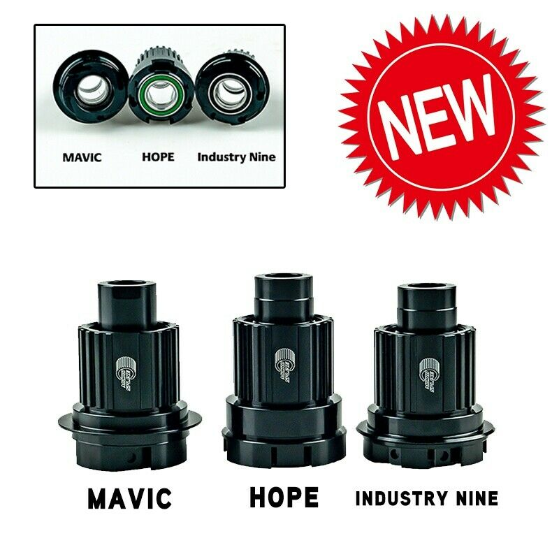 Nine 12 Speed Micro Spline gratuitohub MAVIC  HOPE  Industry