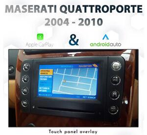 Maserati-Quattroporte-2004-2010-Apple-CarPlay-amp-android-auto-Integration