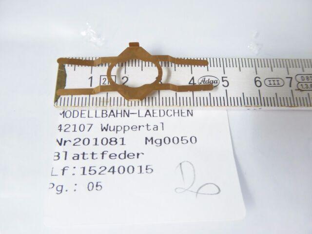 Märklin Trix H0 E201081 Blattfeder 1 Stück 201081 Feder Neu