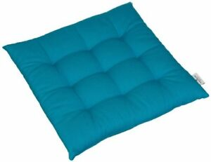 Sedie Blu Petrolio : Tom tailor dove cuscino per sedia cm colore petrolio