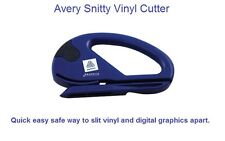 AVERY SNITTY VINYL DIGITAL GRAPHIC SIGN CUTTER