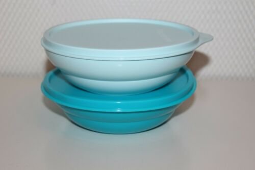 Tupperware Tropicana Schüssel 400 ml Schale Deckel Dose Behälter Hitparade b 2