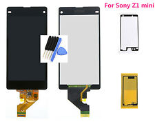 LCD Display Screen + Touch Digitizer For Sony Xperia Z1 Mini Compact D5503 Black
