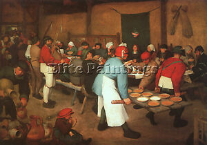 PIETER-BRUEGEL-7-ARTIST-PAINTING-REPRODUCTION-HANDMADE-OIL-CANVAS-REPRO-ART