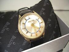 Vintage Bulova Accutron cal.214  Bj 1964 - vergoldet incl. Box