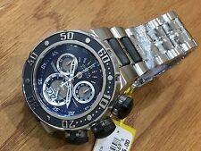 21606 Invicta Reserve 52mm Subaqua Sea Dragon Swiss Chronograp SS Bracelet Watch