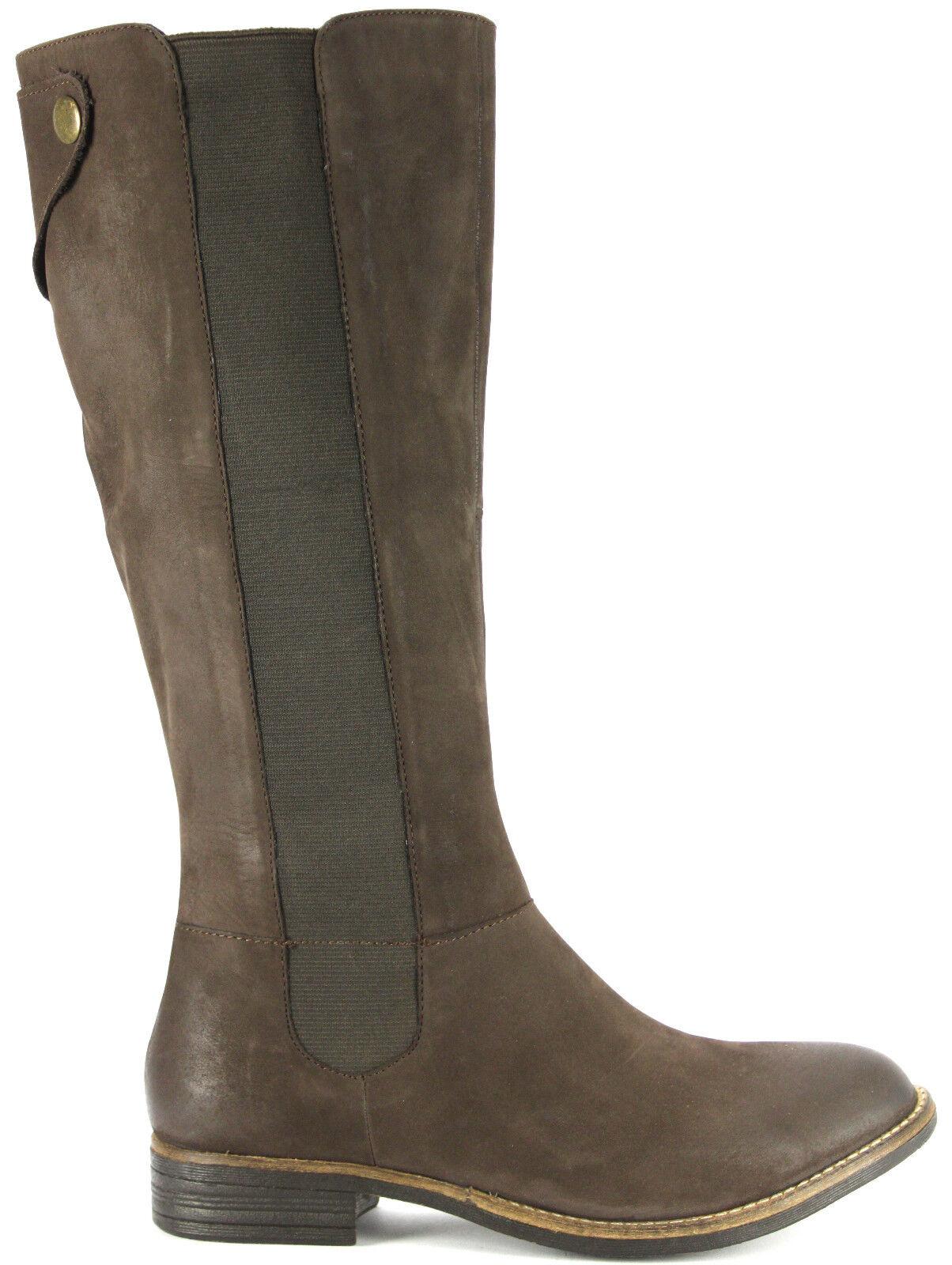 SPM chaussures Bottes Chelsea 17605887 DK marron marron Langschaft Nouveau Prix Recommandé