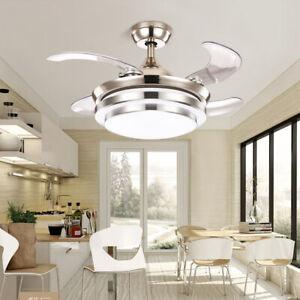 42-034-Modern-LED-Invisible-Ceiling-Fan-Light-Chandelier-Dining-Room-Fan-Lamp