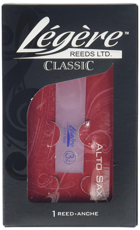 Legere AS3.25 Eb Saxofón alto estándar de corte corte corte No 3.25 Reed 70d6bc