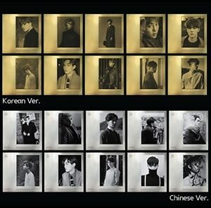 Αποτέλεσμα εικόνας για exo member cd