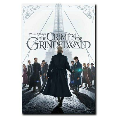 Fantastic Beasts and Where to Find Them Movie Art Silk 12x18 inch 003