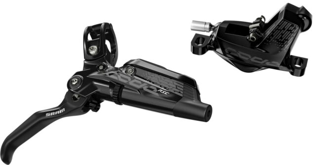 SRAM Code RSC Right Lever Front Disc Brake Gloss Black