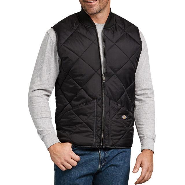 Game Sportswear Mens Diamond Quilt Vest