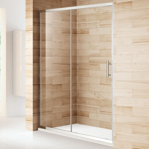 Modern 6mm Glass Quality Sliding shower enclosure Panel cubicle Tray and Waste
