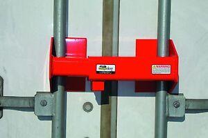 Details about Heavy Duty Cargo Door Lock for Sea container semi trailer  swing door security