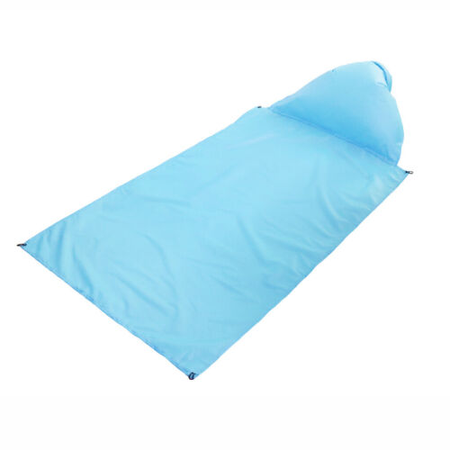 Camp Tent Self Inflating Waterproof Air Mattress Sleeping Mat Pad w// Pillow