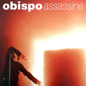 Pascal-Obispo-CD-Single-Assassine-France-EX-EX