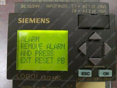 nouveau Siemens 6ed1052-1md00-0ba5 SIMATIC s7 LOGO