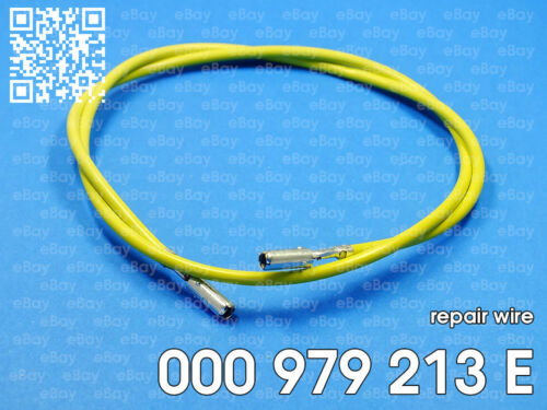 Audi VW Skoda Seat repair wire 000979213E