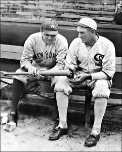 Babe-Ruth-Joe-Jackson-Photo-8X10-Yankees-White-Sox-Buy-Any-2-Get-1-FREE