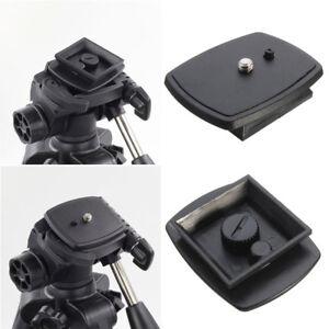 Tripod-Quick-Release-Plate-Screw-Adapter-Mount-Head-For-DSLR-SLR-Digital-Camera