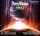Perry Rhodan NEO 01 - 02 Sternenstaub - Utopie Terrania von Christian Montillon und Frank Borsch (2011)