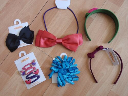 HAIR CLIPS FALLING FOR FEATHERS NWT GIRLS GYMBOREE HEADBAND