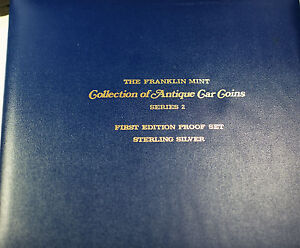 1969-The-Franklin-Mint-Collection-of-Antique-Car-Coins-Series-2-Sterling-Proof