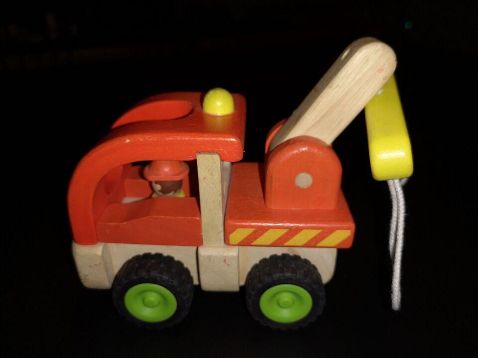 Andet legetøj, Træ bil, Wonderworld