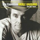 The Essential Merle Haggard: The Epic Years by Merle Haggard (CD, Aug-2004, BMG (distributor))