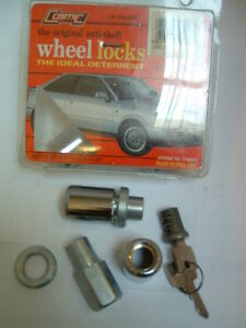 LOCKING-KEY-BOLTS-FOR-STEEL-amp-ALLOY-WHEELS-12X1-5MM-22MM-VAUXHALL-MAZDA