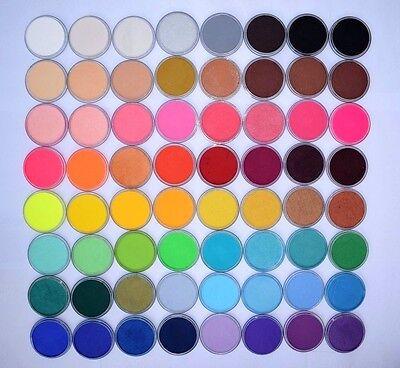 32g Diamond Fx (dfx) Tinta Unita Colori Per Il Viso-essenziale, Metallico, Neon.-mostra Il Titolo Originale