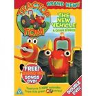 Tractor Tom The Vehicle & Other Stories DVD (uk) Kids Animated TV Series