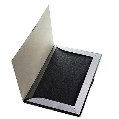 100 Sheets Black  Carbon Stencil Transfer Paper Convenient 21.5*33cm 0525
