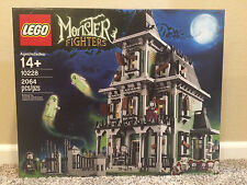 LEGO Haunted House - Monster Fighters Halloween 10228 - New Sealed - Ships Fast!