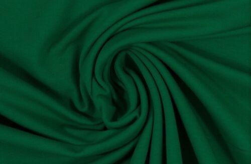 220g//m² sustancias 330g//lfm Jersey baumwolljersey 1 metros uni colores eco-Tex