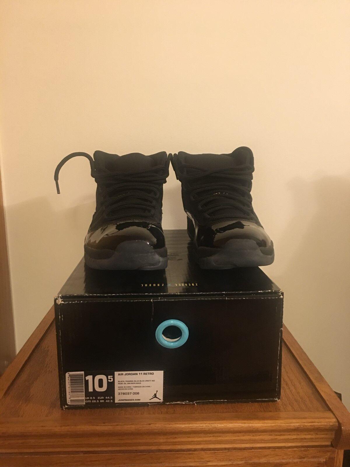 b80789c76476 Jordan 11 Gamma bluee VNDS size 10.5 nozkiu2013-Athletic Shoes ...