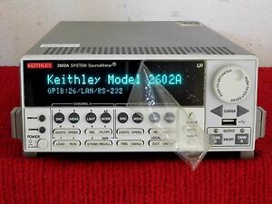 Image of Keithley-2602A by US Power And Test Equipment Company