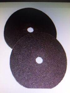 """Floor Sanding Edger Discs 5""""x 7/8"""" 16grit (25 per package)"""